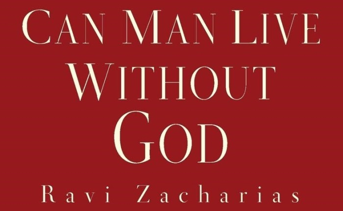 Should we throw away Ravi Zacharias's books?